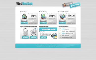 Complete Web Hosting Design 2